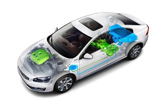 Introduction to pure electric vehicles and plug-in hybrid electric vehicles